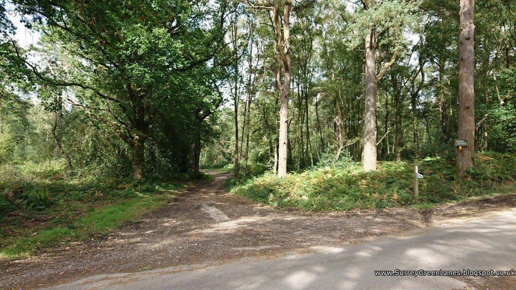 ROW507 Ride Lane
