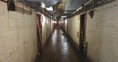 Paddock - Standby Cabinet War Rooms
