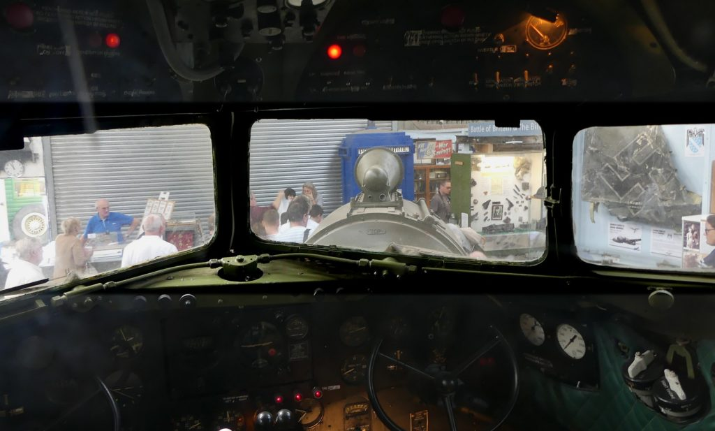 Wings Museum - Bomber Boys event