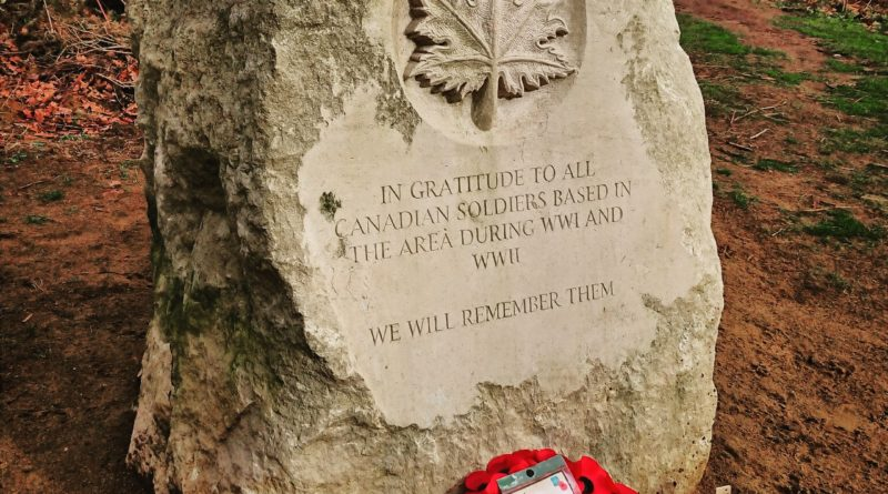 Canadian Memorial Witley Milford