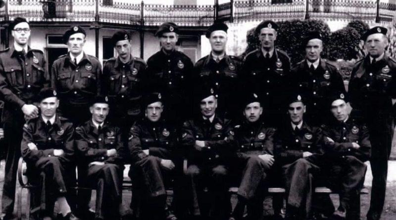 Volunteer Seaborne Observers for D-Day